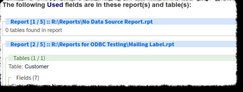 No Data Source