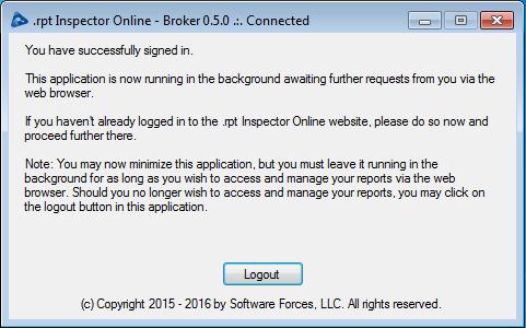 rpt-inspector-online-broker-connected