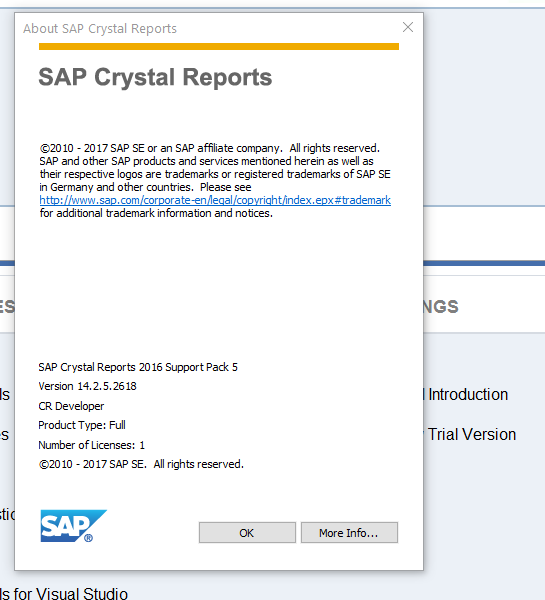 Crystal Reports Xi Service Pack 5 Download
